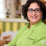 Lisa Schroeder, the owner and chef of Mother's Bistro & Bar in Portland, Ore., dishes out advice along with her comfort food. (Alicia J. Rose Photography)