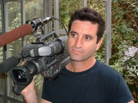 Filmmaker Erez Laufer (Courtesy of Laufer)