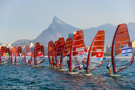 Rio 2016's first test event, an international sailing regatta that gathered 326 athletes from 35 countries, Aug. 3, 2014. (Alex Ferro)