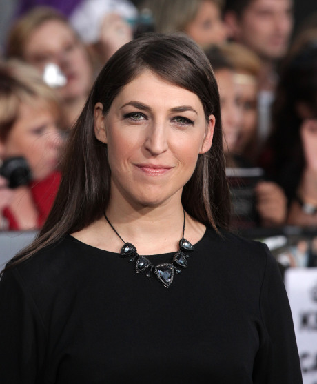 Actress Mayim bialik reflects on what it means to be Jewish today and is grateful for the existence of Israel. (Shutterstock)